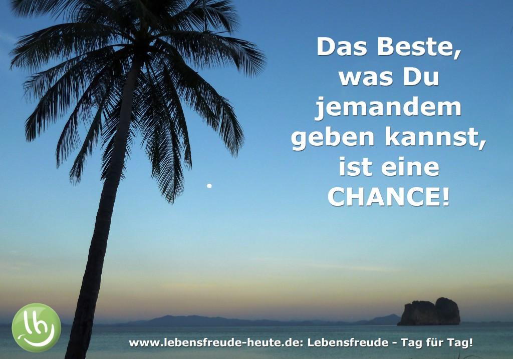 chancen entdecken und nutzen | www.lebensfreude-heute.de
