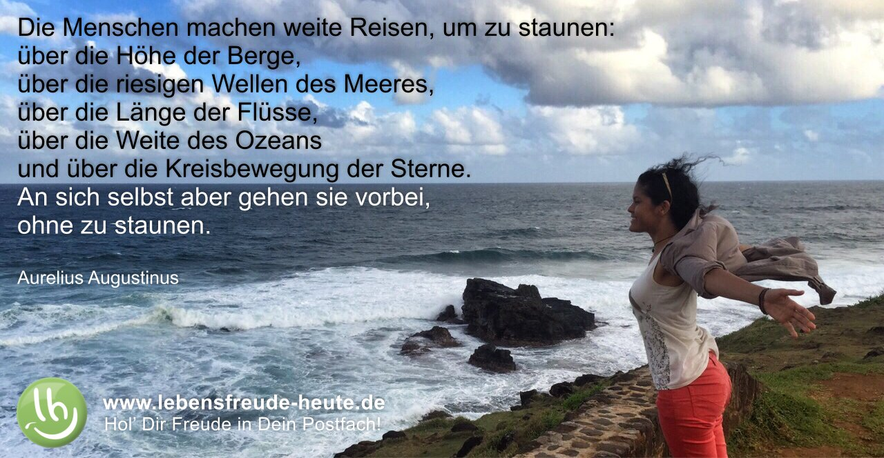 lebensfreude-heute_staunen_Augustinus