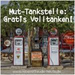 NEWS: Mut-Tankstelle