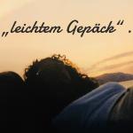 """Los-Lass-Challenge: Teil 1 - Mit """"leichtem Gepäck"""""""